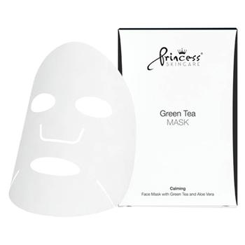 FACE MASK WITH GREEN TEA (BOX)Упаковка (8 шт).
