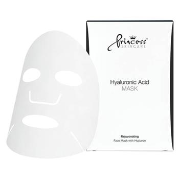 FACE MASK WITH HYALURONIC ACID (BOX)Упаковка (8 шт).