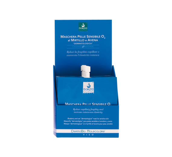 Blueberry and Oat«dermatological» Mask for Sensitive Skin