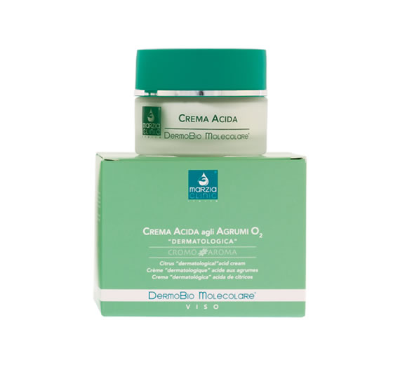 Citrus «dermatological» Acid Cream