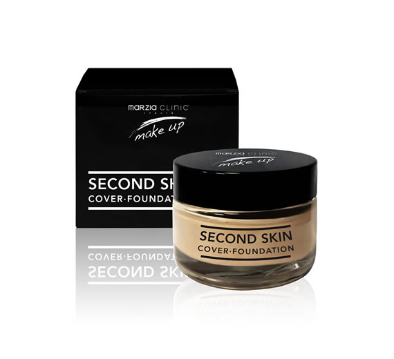 Second SkinCover Foundation