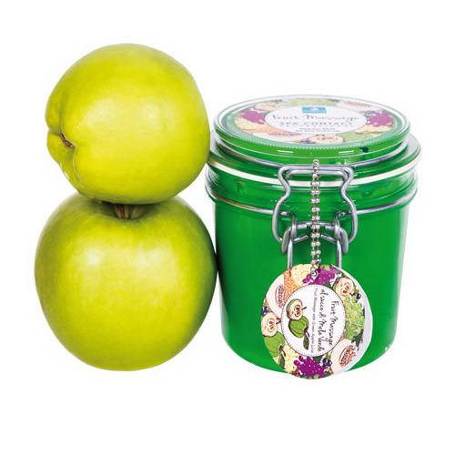Fruit Massage with Green Apple Juice Professional