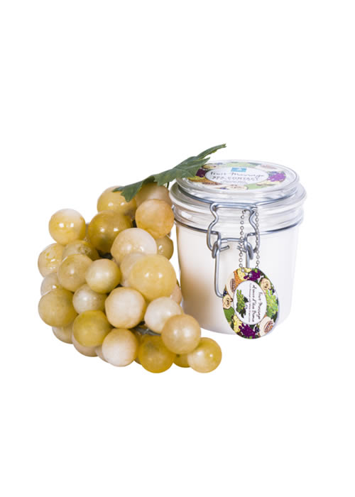 Fruit Massage with White Grape Juice Professional